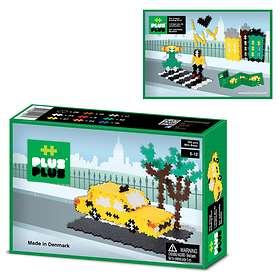 Plus Plus Mini Basic Yellow Taxi 760 pcs