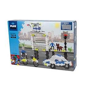 Plus Plus Mini Basic Polis 760 delar