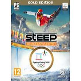 Steep: Winter Games - Gold Edition
