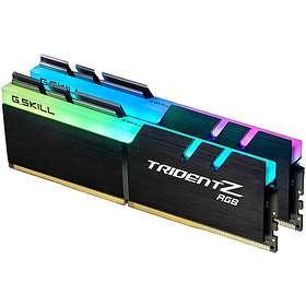 G.Skill Trident Z RGB LED DDR4 3200MHz 2x8GB (F4-3200C14D-16GTZRX)