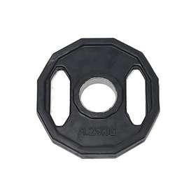 HE Fitness Viktskivor Gummi Special Trigrip 50mm 0,5kg