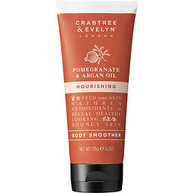 Crabtree & Evelyn Pomegranate & Argan Nourishing Body Smoother 175g