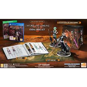 Sword Art Online: Fatal Bullet - Collector's Edition