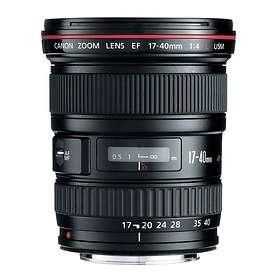 Canon EOS 6D + 17-40/4,0 L USM