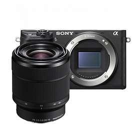 Sony Alpha A6300 + 28-70/3,5-5,6 OSS