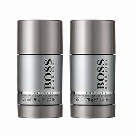 Hugo Boss Bottled Deostick 75ml 2-pack for Men