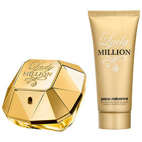 Paco Rabanne Lady Million edp 50ml + BL 75ml for Women