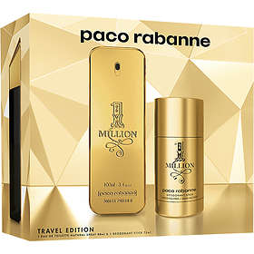 Paco Rabanne 1 Million edt 50ml + Deostick 75ml for Men