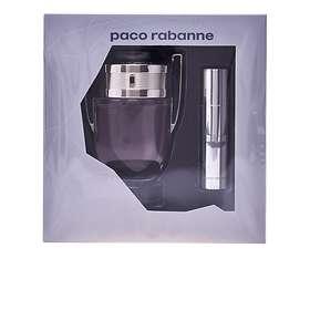 Paco Rabanne Invictus edt 100ml + edt 10ml for Men