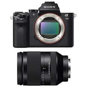 Sony Alpha A7 II + 24-240/3,5-6,3 OSS