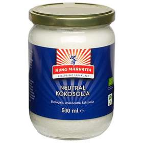 kokosolja kung markatta pris