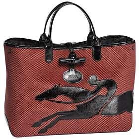 Longchamp Roseau Double Jeu Top Handle Bag