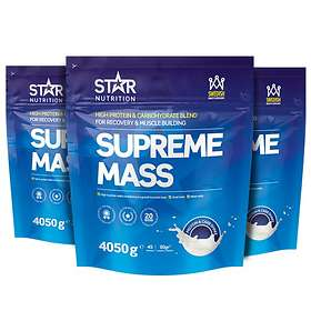 Star Nutrition Supreme Mass 4kg