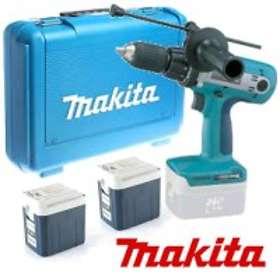 Makita BDF460WAE (2x1,7Ah)