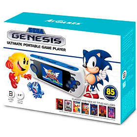 AtGames Sega Genesis Ultimate Portable Game Player (2017)