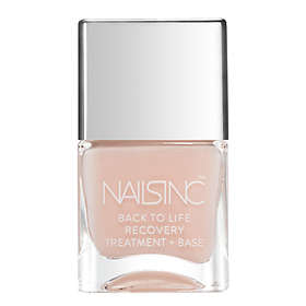 Nails Inc Back To Life Recovery Treatment Base Coat 14ml