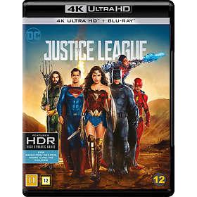 Justice League (UHD+BD) (2017)