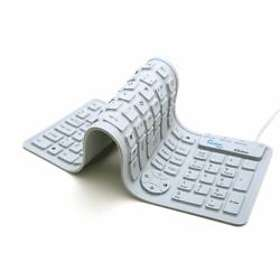 Kondator Flexfold Soft Rollable Keyboard (SE/FI)