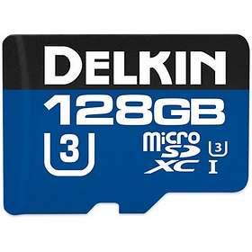 Delkin microSDXC Class 10 UHS-I U3 660x 128GB