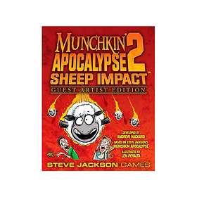 Munchkin Apocalypse 2: Sheep Impact - Guest Artist Edition