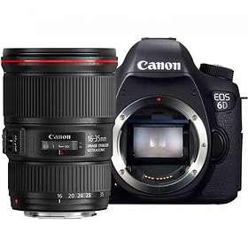 Canon EOS 6D + 16-35/4,0 L IS USM