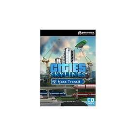 Cities: Skylines Expansion: Mass Transit (Mac)