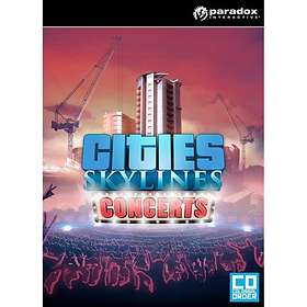 Cities: Skylines Expansion: Concerts (Mac)
