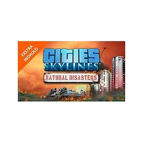 Cities: Skylines Expansion: Natural Disasters (Mac)