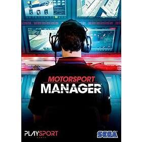 Motorsport Manager - Endurance Series (Mac)