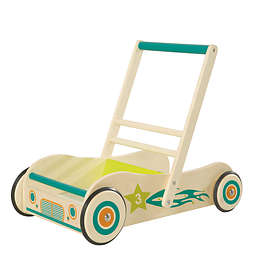 Roba Kids Wooden Baby Walker