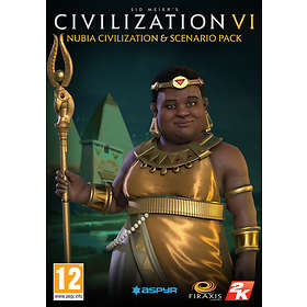 Sid Meier's Civilization VI Expansion: Nubia Civilization & Scenario Pack (Mac)