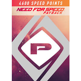 Need for Speed: Payback - 4600 Speed Points (PC)
