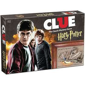 Clue: Harry Potter