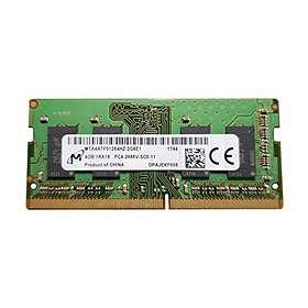 Micron SO-DIMM DDR4 2666MHz 4GB (MTA4ATF51264HZ-2G6E1)