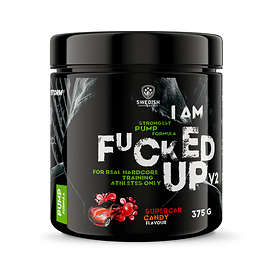 Swedish Supplements Fucked Up Pump V2 0,37kg