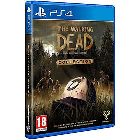 The Walking Dead: The Game - Collection (PS4)