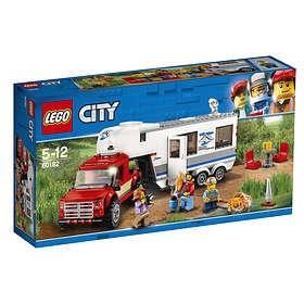 LEGO City 60182 Pickup och Husvagn
