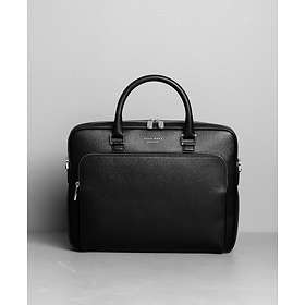 a617e949129 Find the best price on Hugo Boss Signature Slim Doc Laether ...