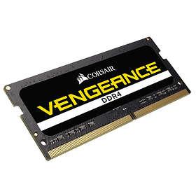 Corsair Vengeance SO-DIMM DDR4 2400MHz 8GB (CMSX8GX4M1A2400C16)