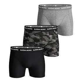 Björn Borg Shadeline Shorts 3-Pack