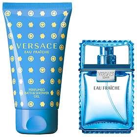 Versace Man Eau Fraiche edt 30ml + SG 50ml for Men