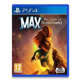 Max: The Curse of Brotherhood (PS4)