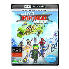 The LEGO Ninjago Movie (UHD+BD)