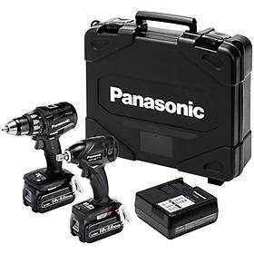 Panasonic EY-C216LJ2G (2x5,0Ah)
