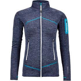 Ortovox Fleece Light Melange Jacket Full Zip (Dam)