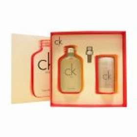 Calvin Klein CK One edt 100ml + Deostick 75ml for Men
