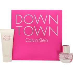Calvin Klein Downtown edp 30ml + SG 100ml for Women