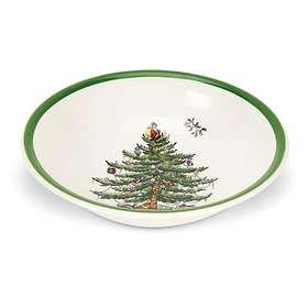 Spode Christmas Tree Frukostskål Ø205mm