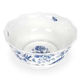 Portmeirion Botanic Blue Saladsskål Ø285mm