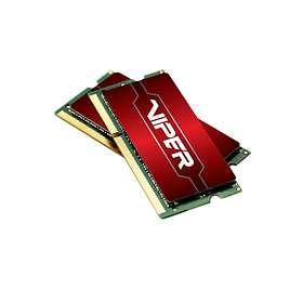 Patriot Viper 4 Red SO-DIMM DDR4 2400MHz 2x16GB (PV432G240C5SK)